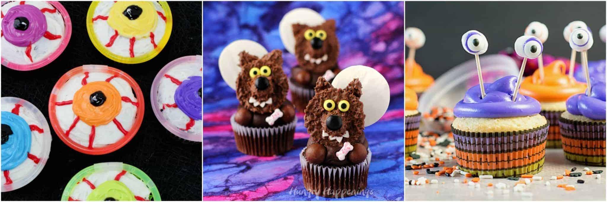 Halloween Cupcake Recipe