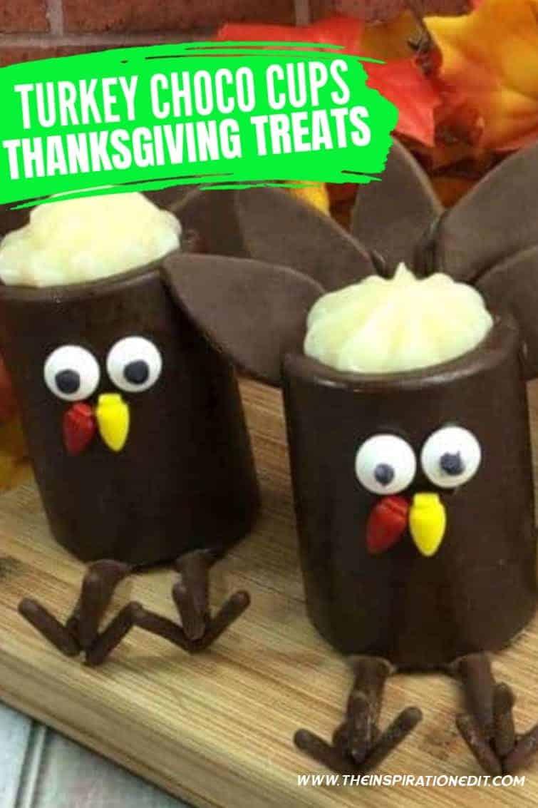 chocolate turkeys