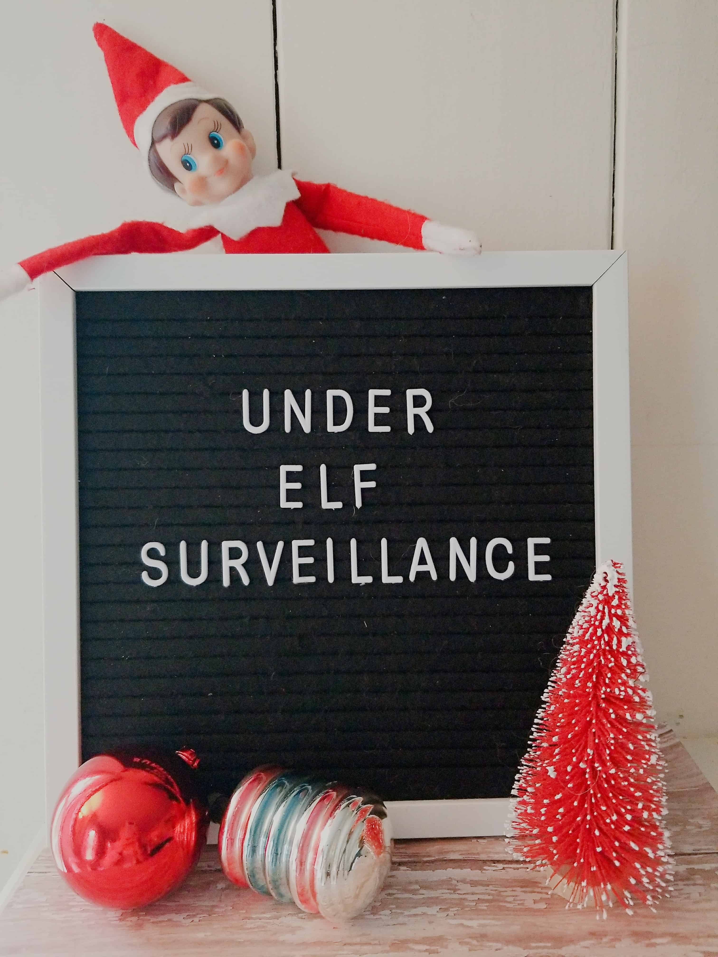 Here are some Elf on the shelf ideas your kids will love!