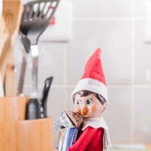 Fantastic Elf On The Shelf Ideas