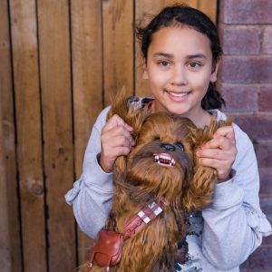 hasbro furreal chewie star wars toy