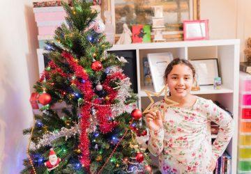 devonshire pre-lit christmas tree from Christmas Tree World