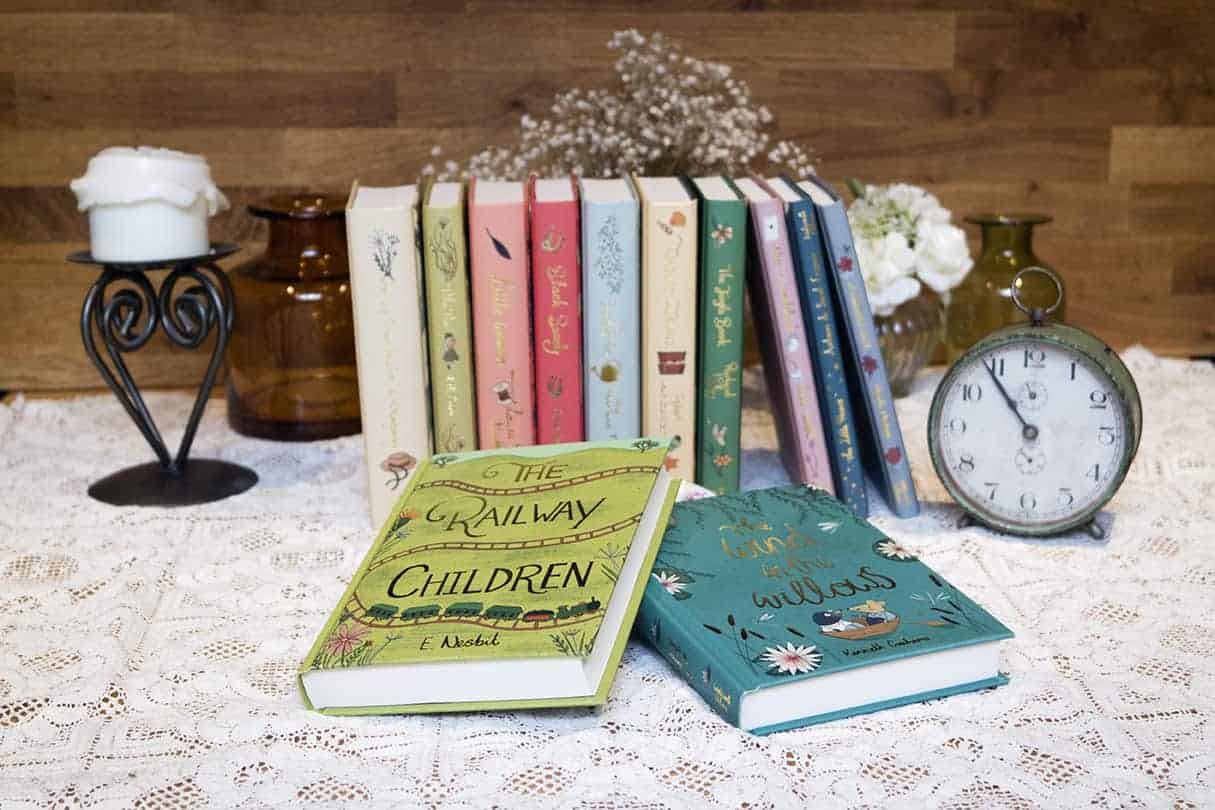 Wordsworth Timeless Children's Collection