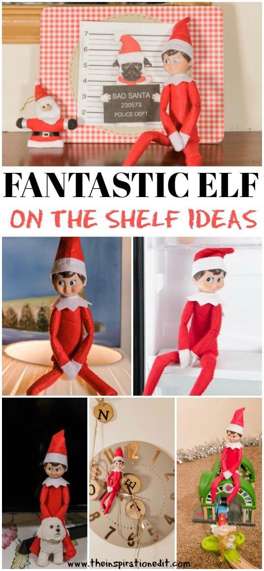 Fantastic Elf On The Shelf Ideas
