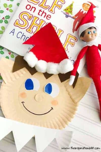 ELF PAPER PLATE CRAFT (1)