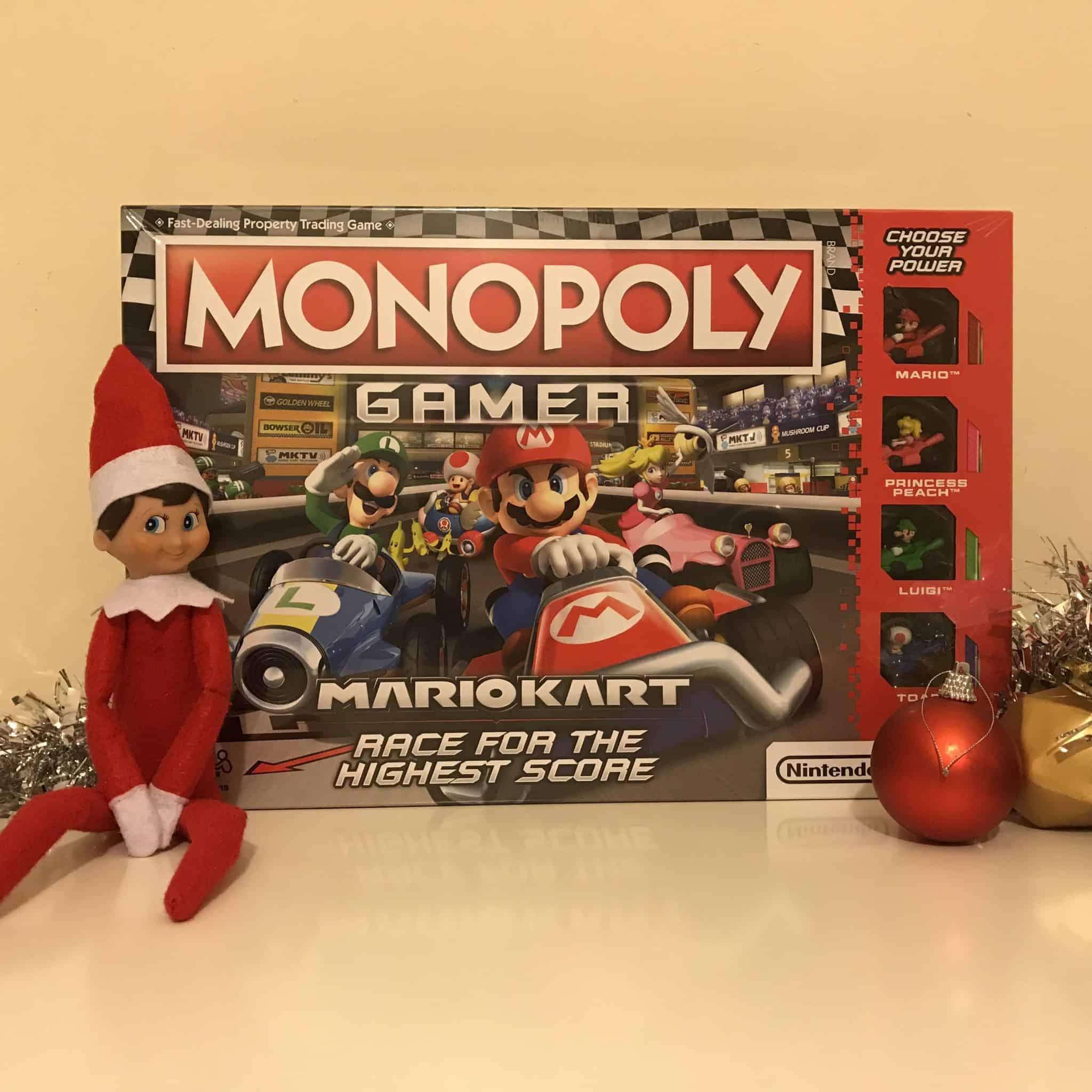 mariokart monopoly