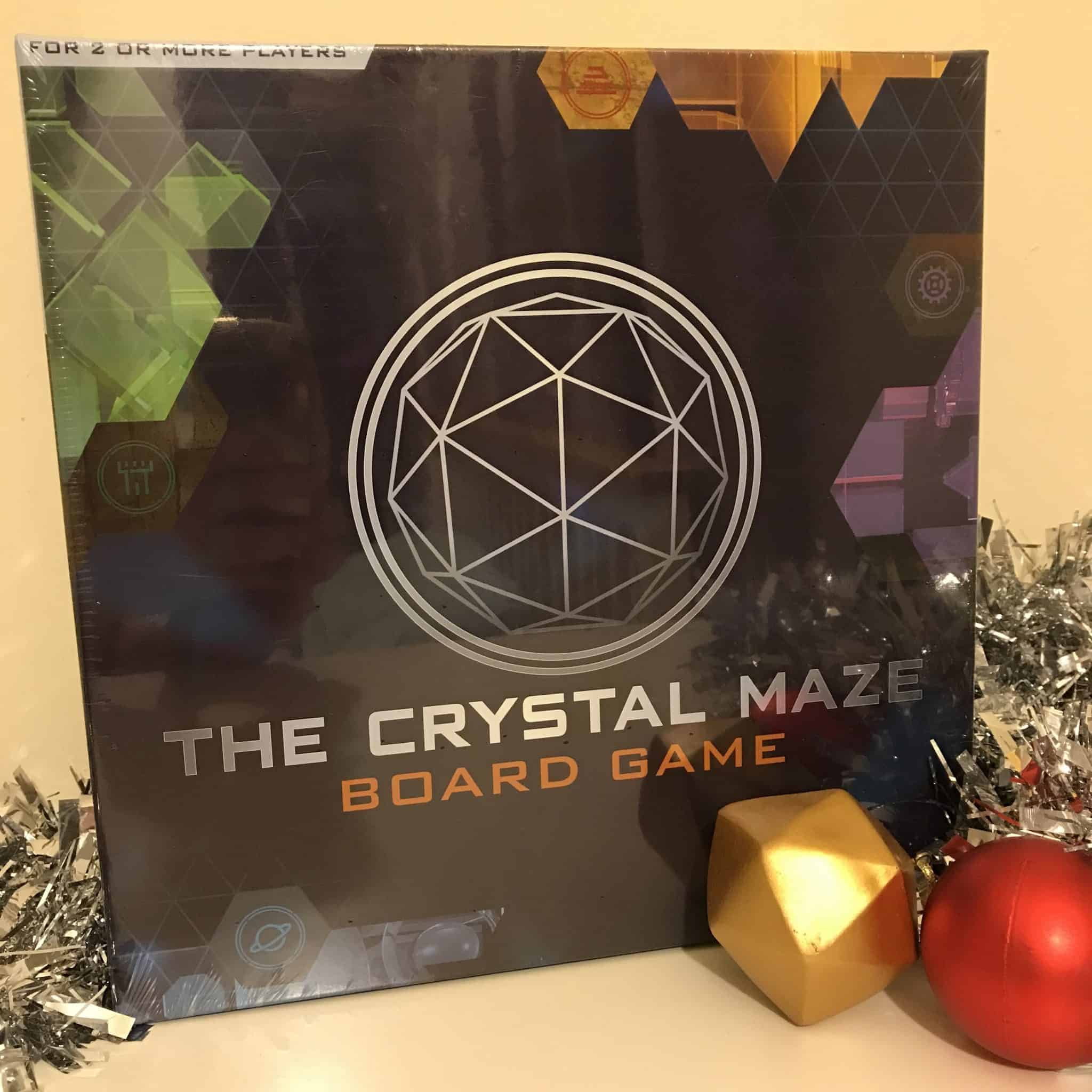 crystal maze board game