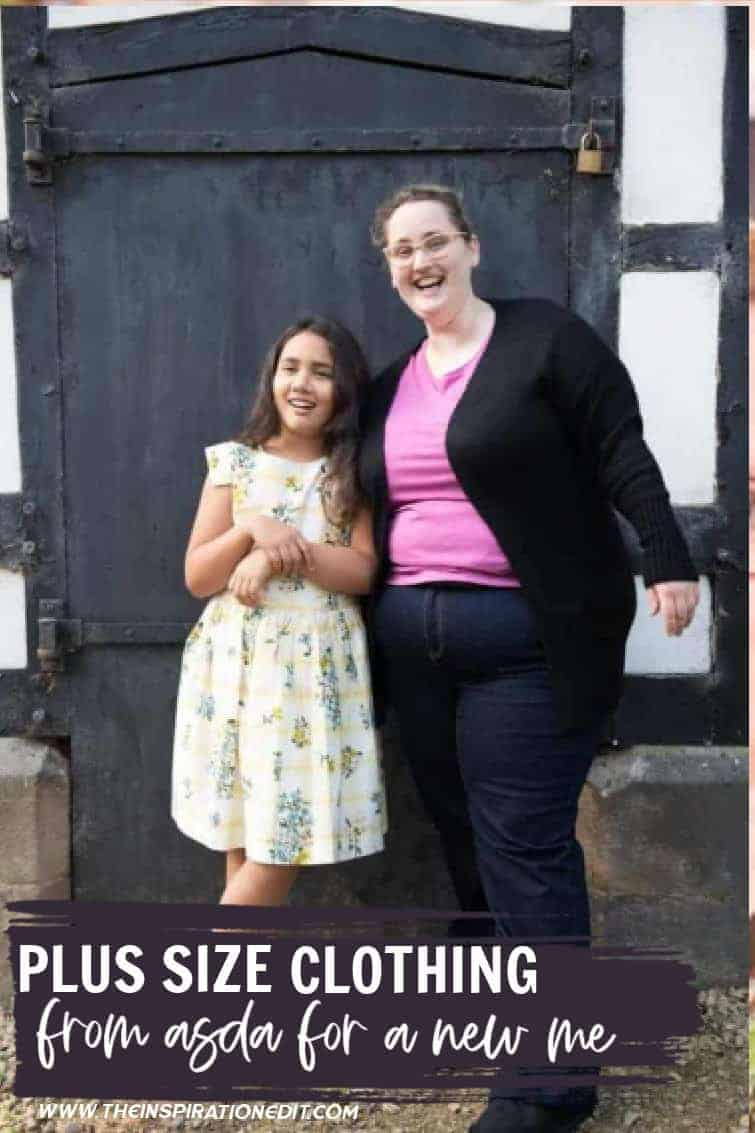 Plus Size Clothing From Asda For A New Me