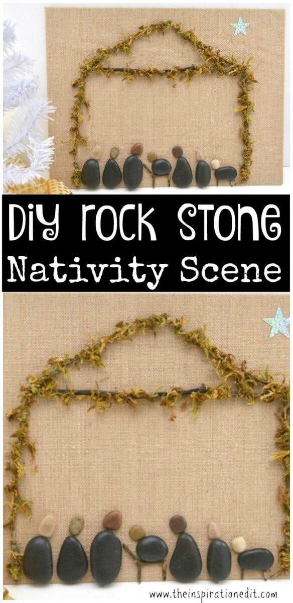 nativity scene craft