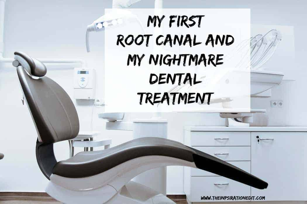 first root canal