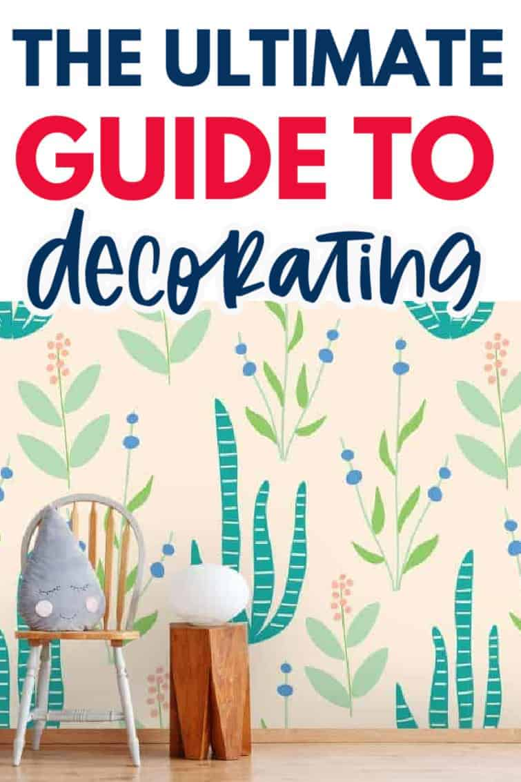 guide to decorating