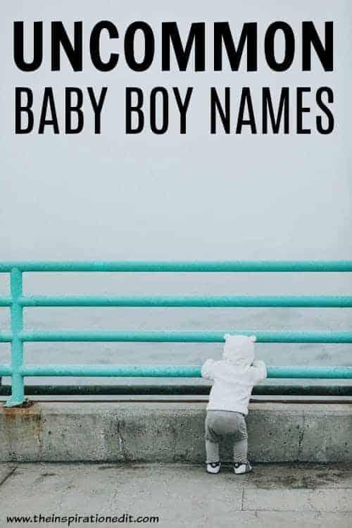 uncommon baby names