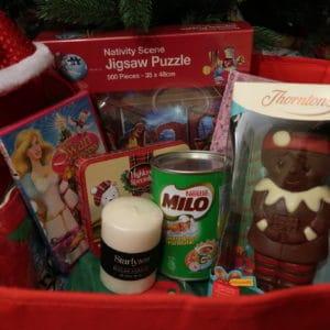 Christmas Eve Box Ideas the swan princess