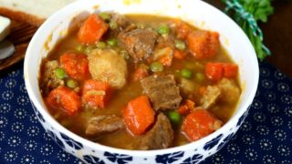 Weight Watchers Beef Stew In The Slow Cooker