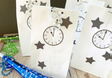 new years eve party bags