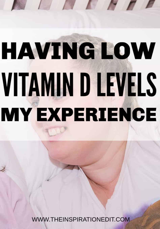 low vitamin D