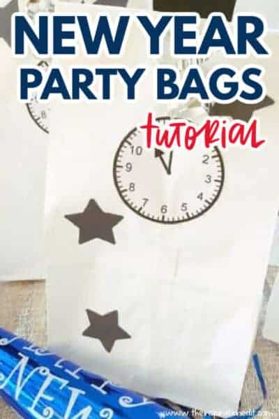 new yeas party bags