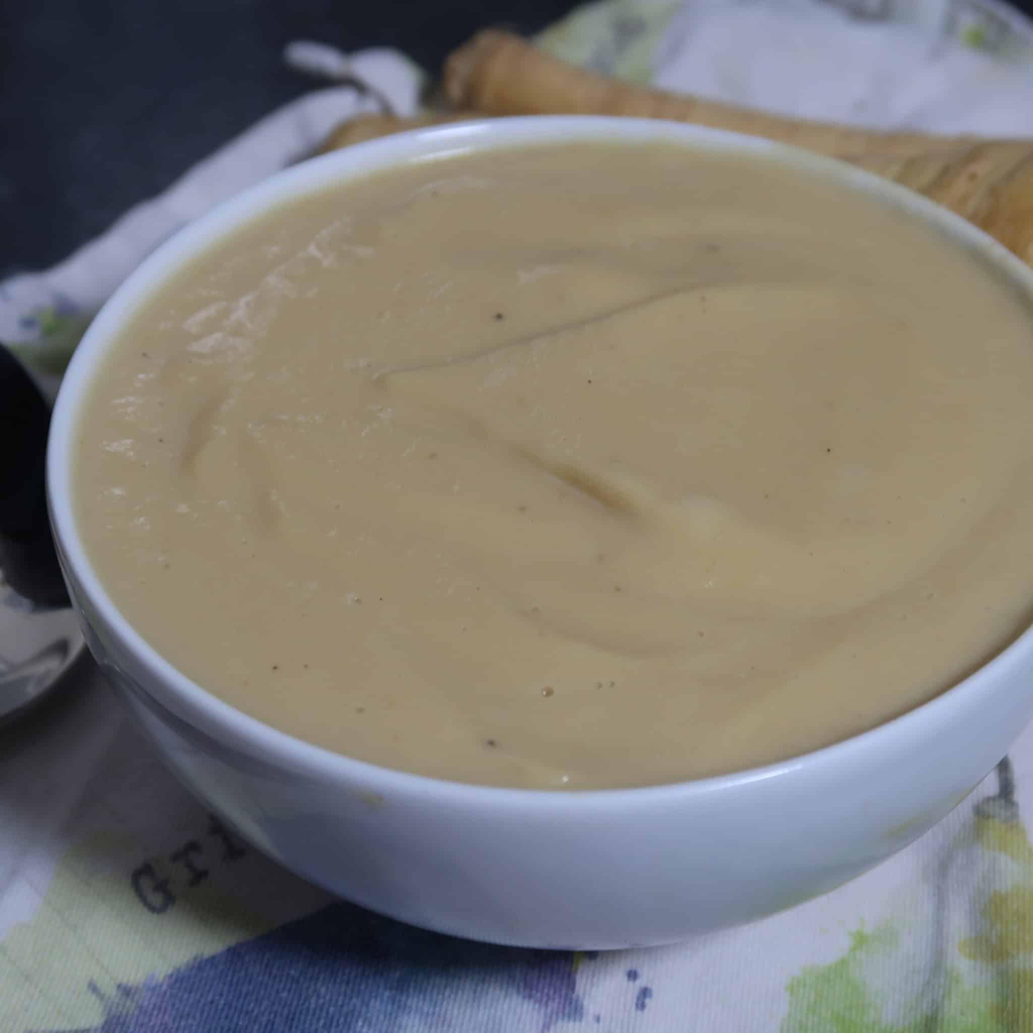 instant pot parsnip soup