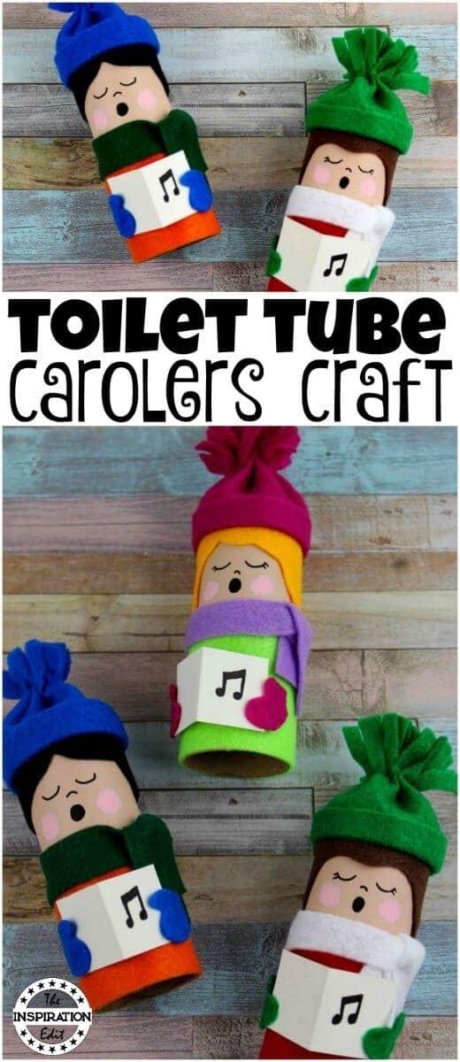 toilet tube craft