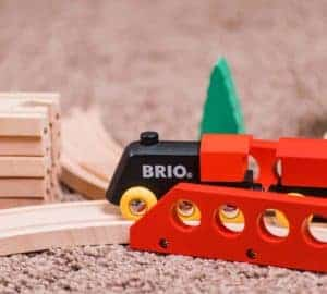 Brio Classic Figure 8 Set Train Track Review