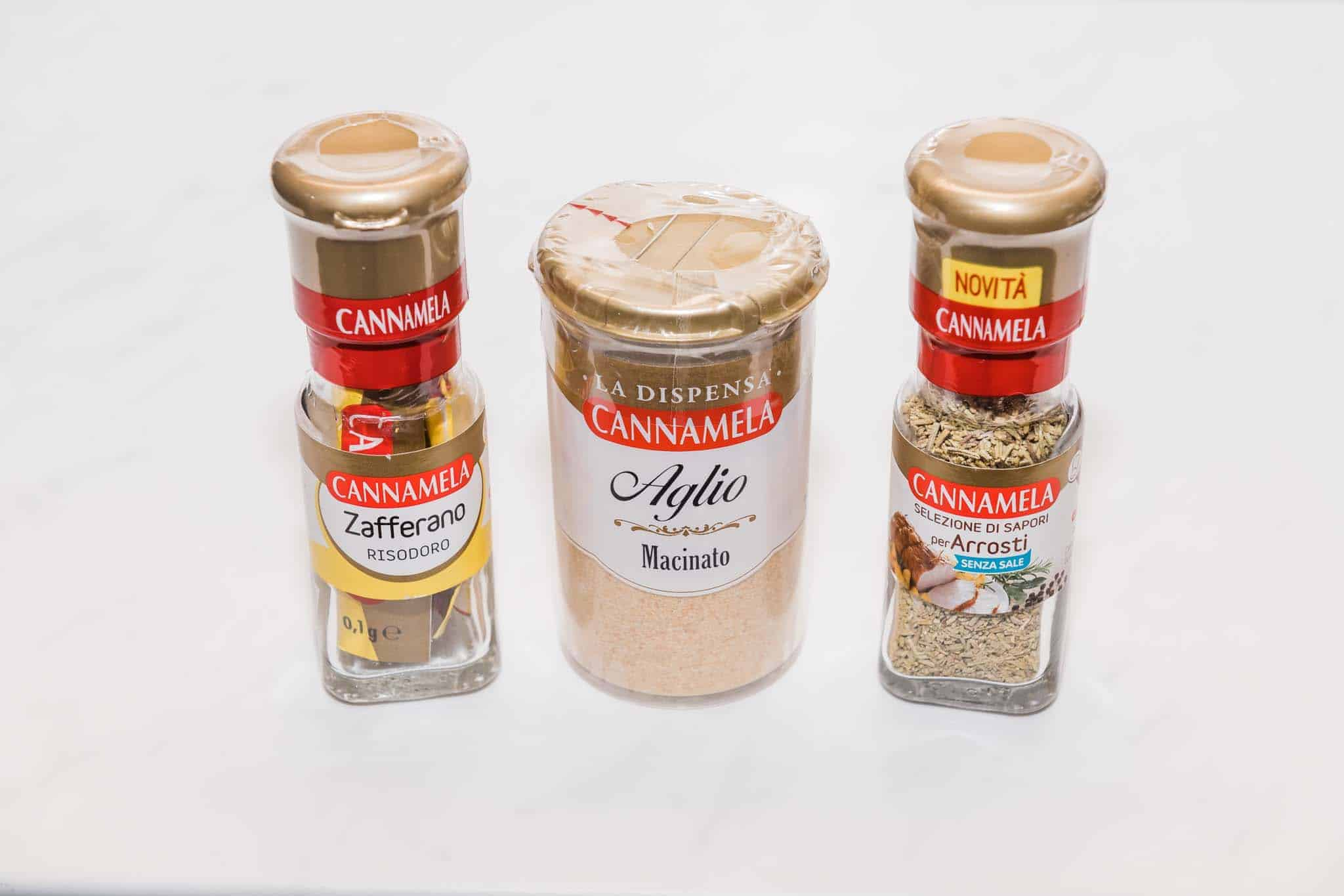 ocado cannamela spices
