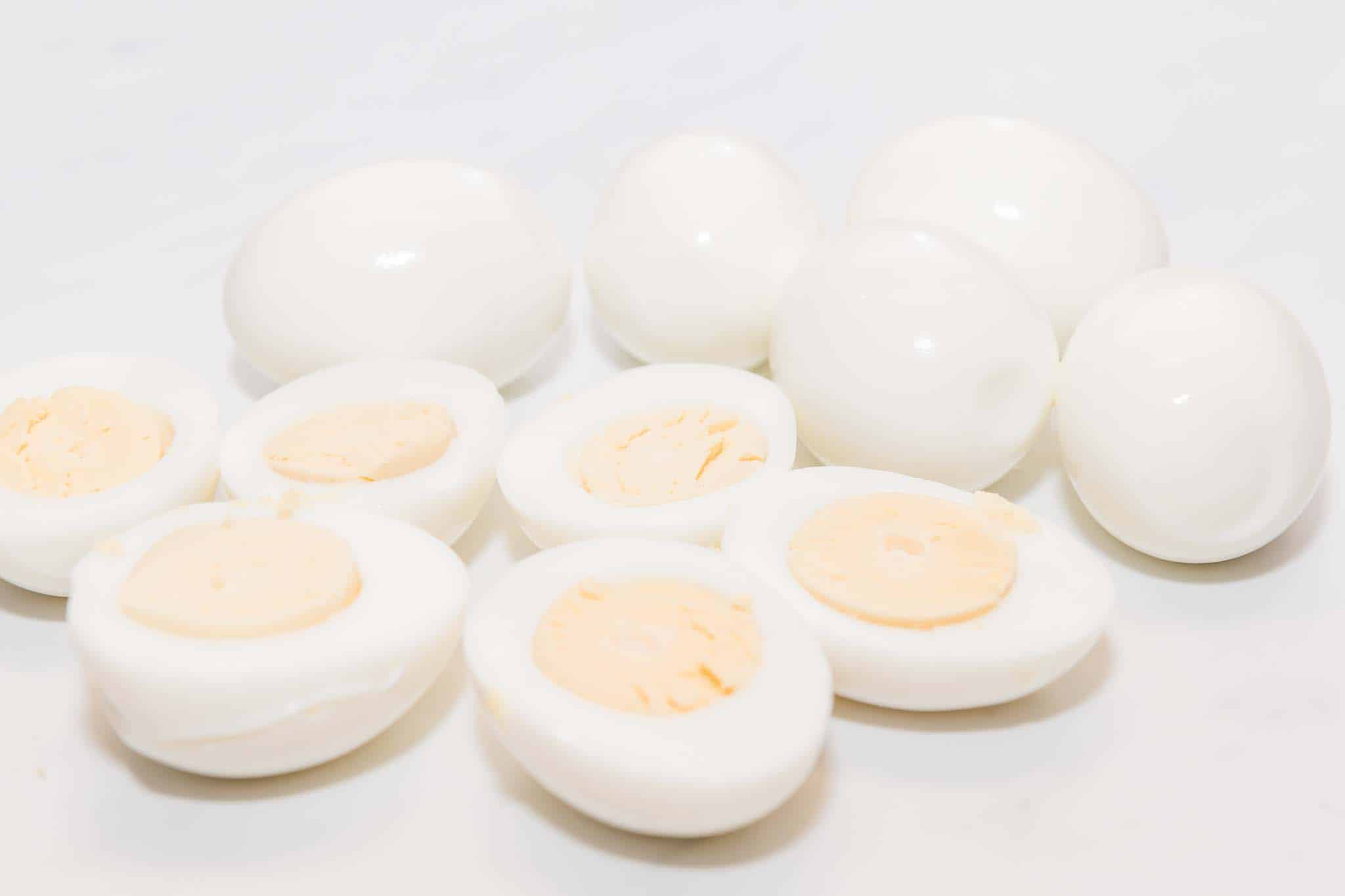instant pot hard boiled eggs 5-5-5 method