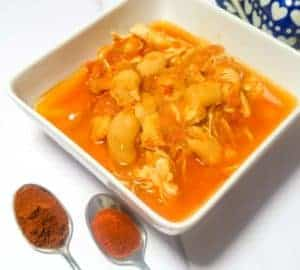 butterbean chicken Soup