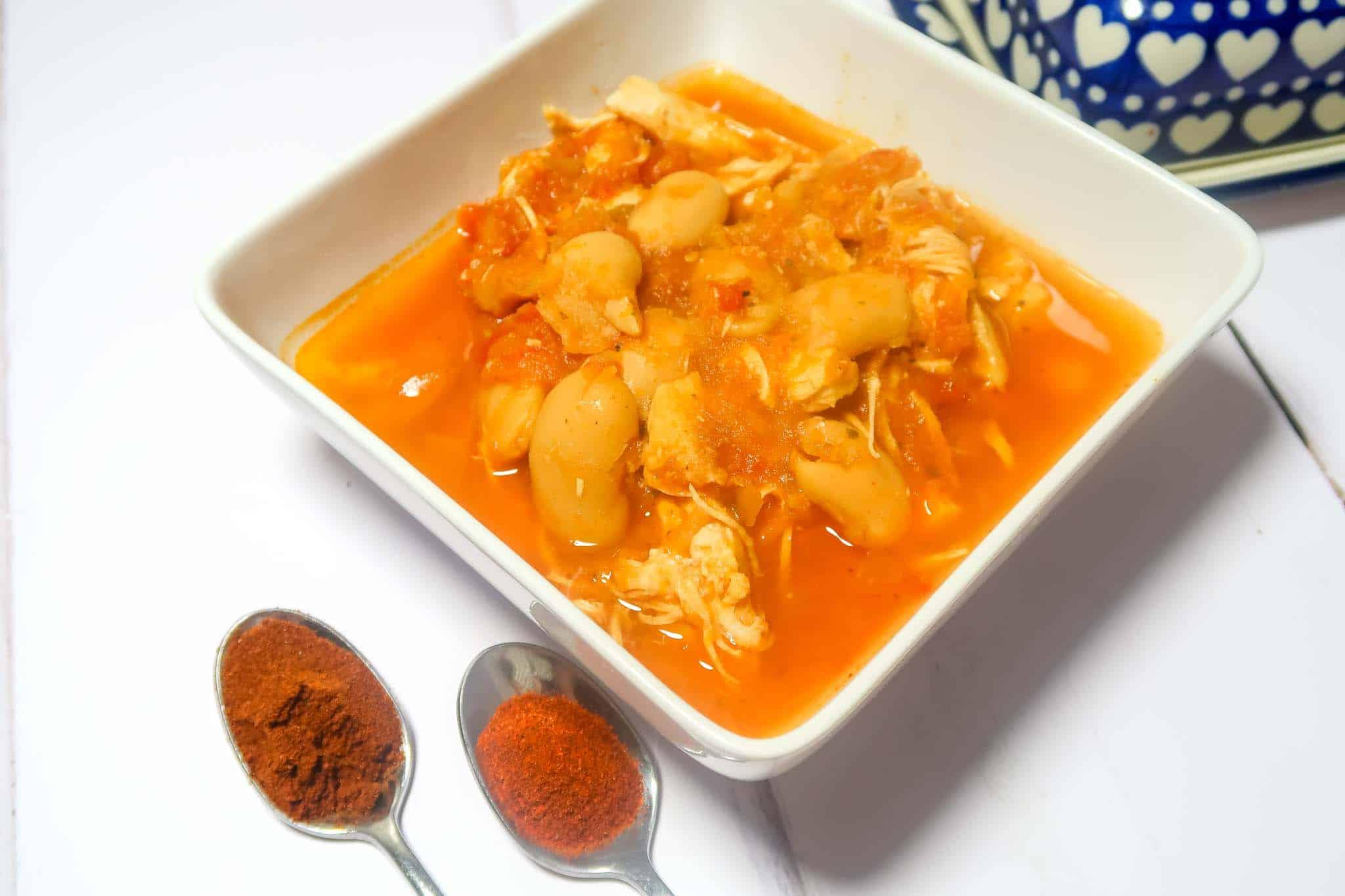 butterbean chicken Soup