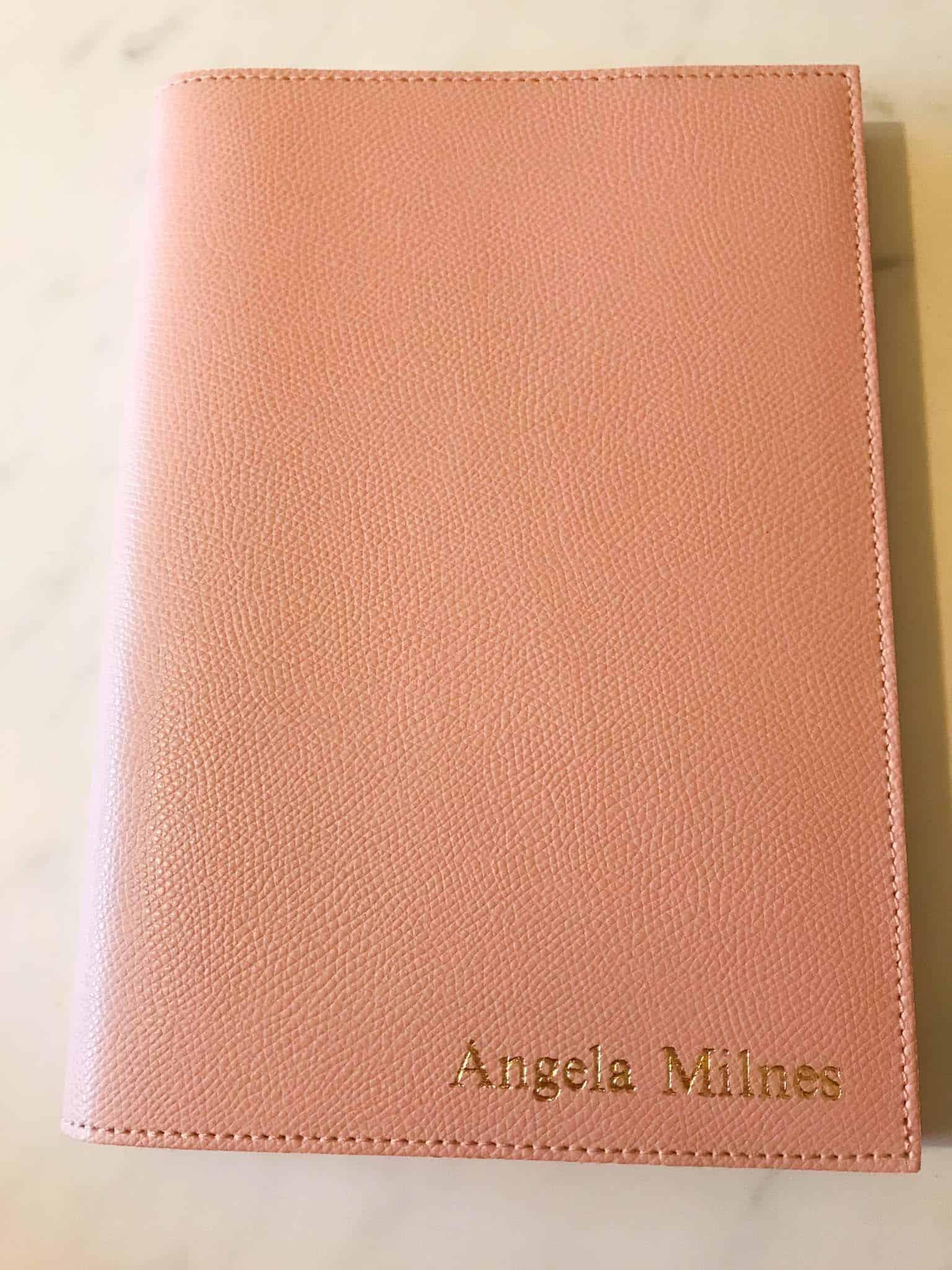 journal from pen heaven
