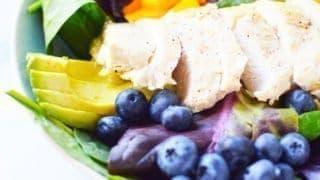 Chicken Mango Salad