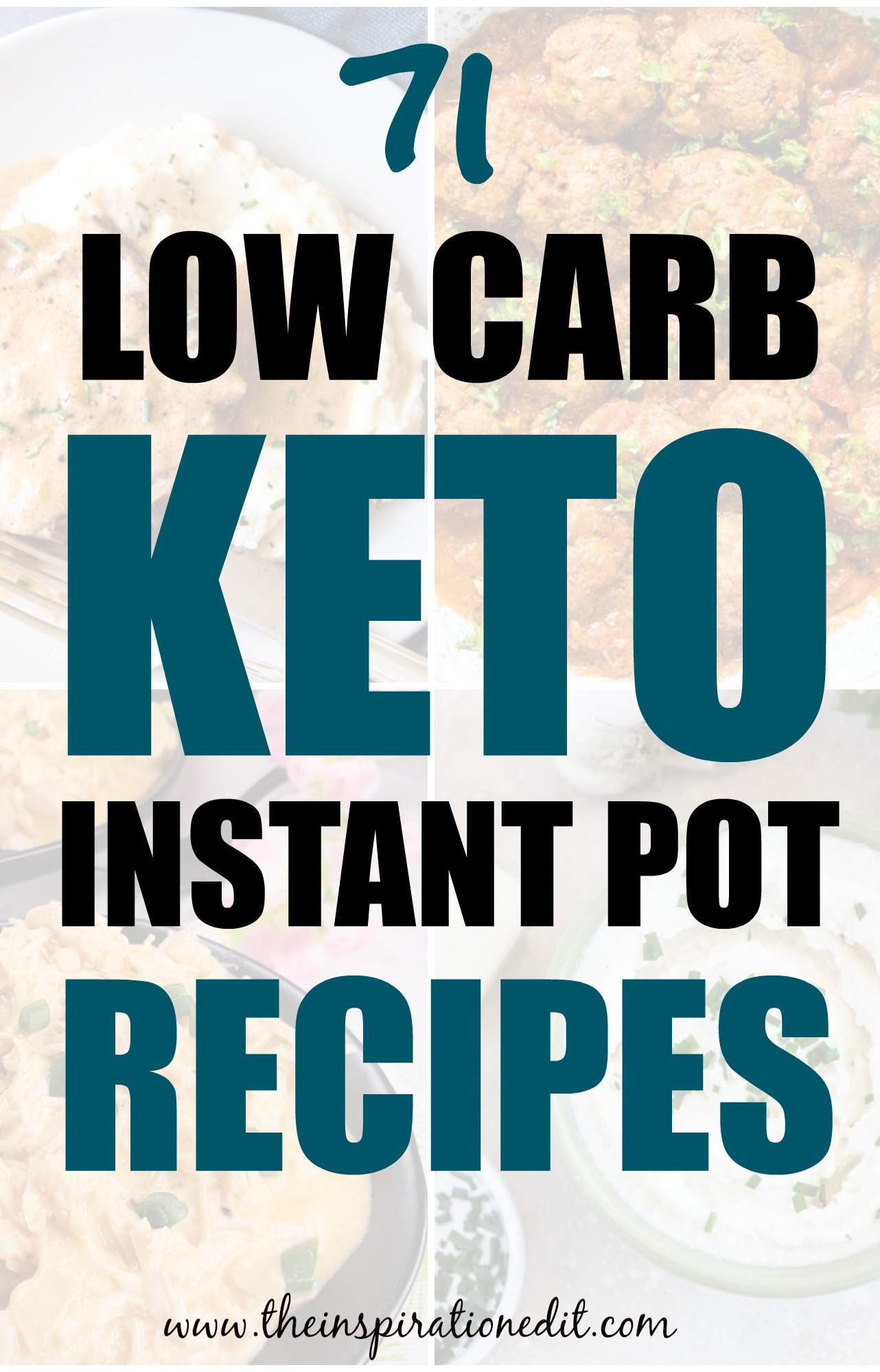 ow carb keto instant pot recipes