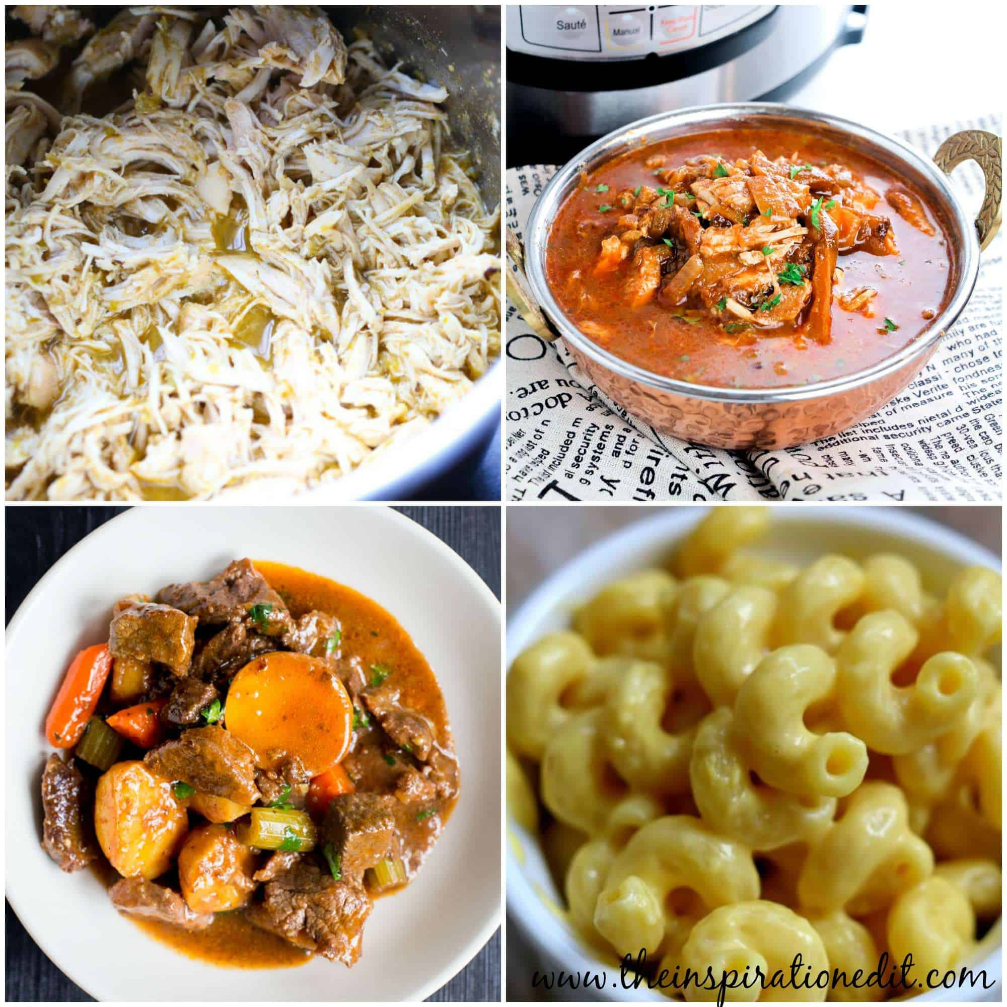 instant pot meals for kids