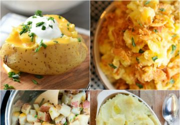 instant pot potato recipes