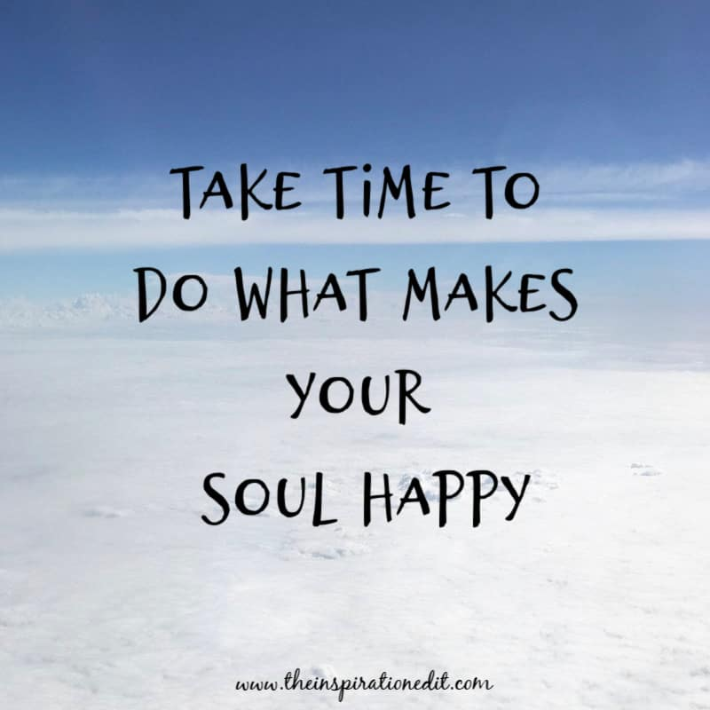 13 Self Care Quotes To Inspire Your Soul · The Inspiration ...