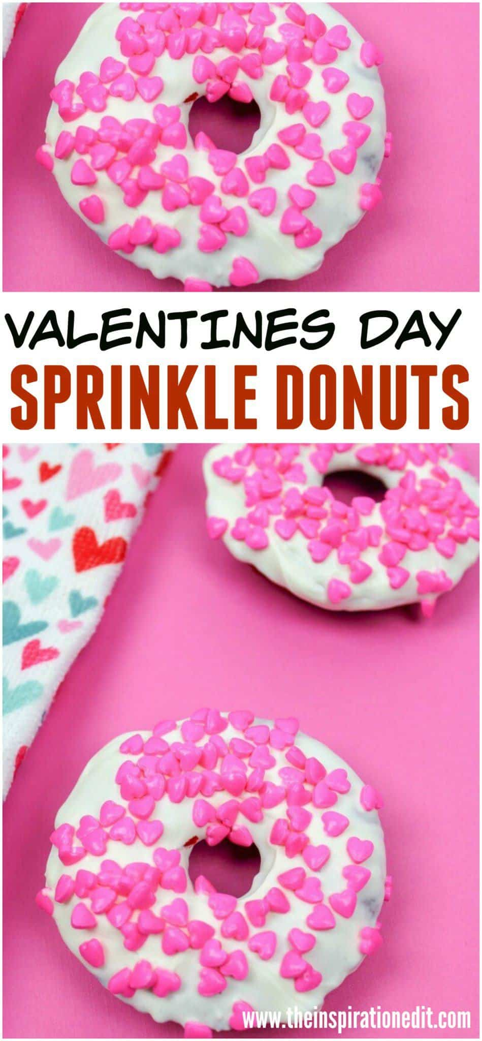 Valentines Donuts