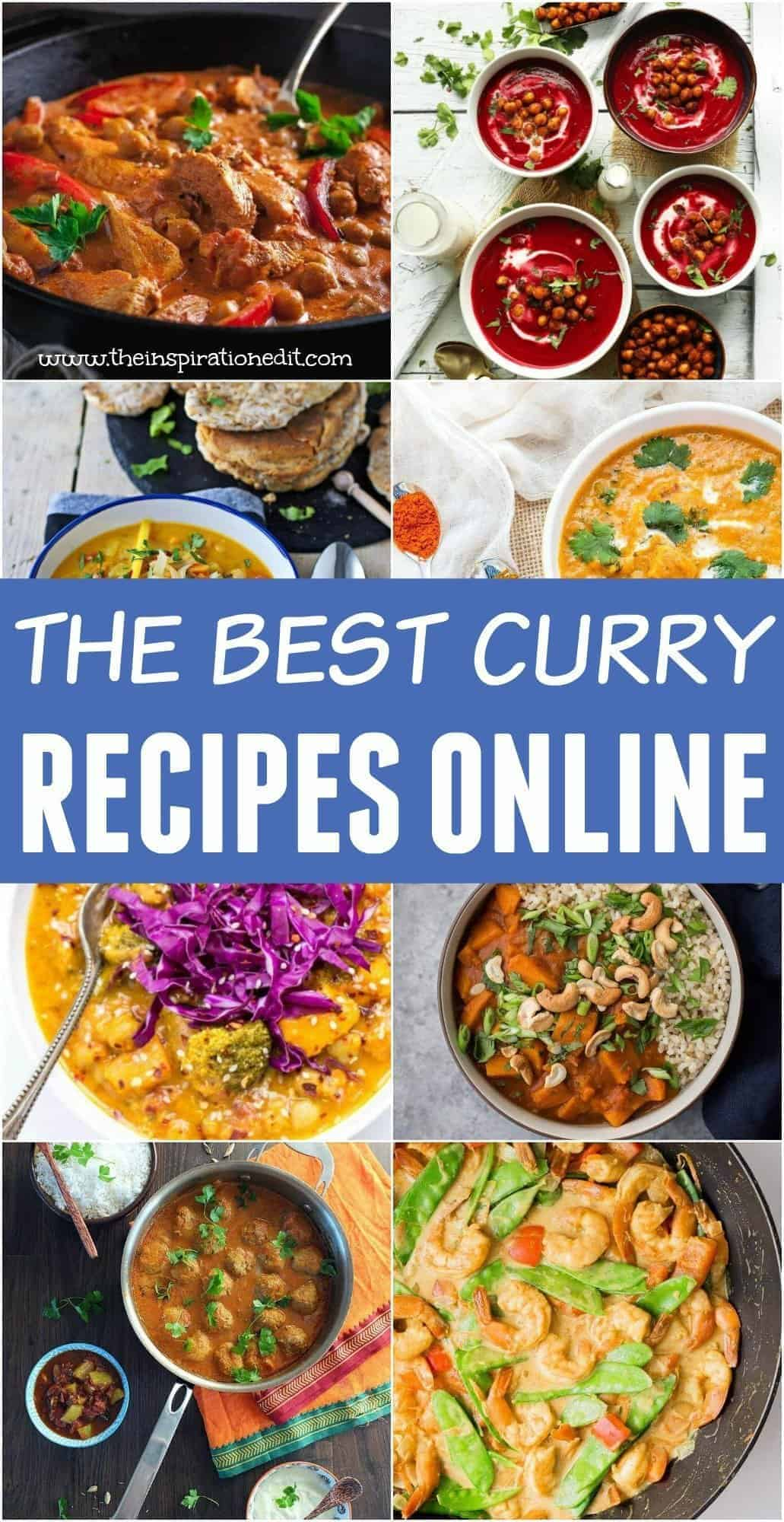 The Best Indian Curry Recipe Ideas