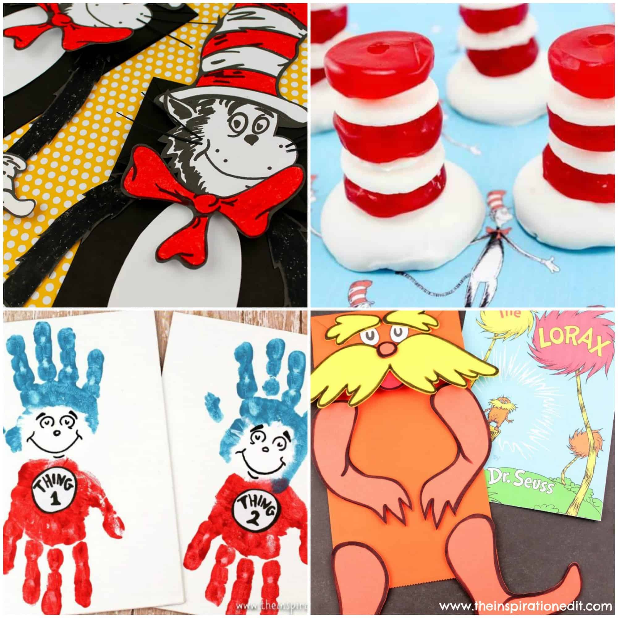 dr seuss day activities