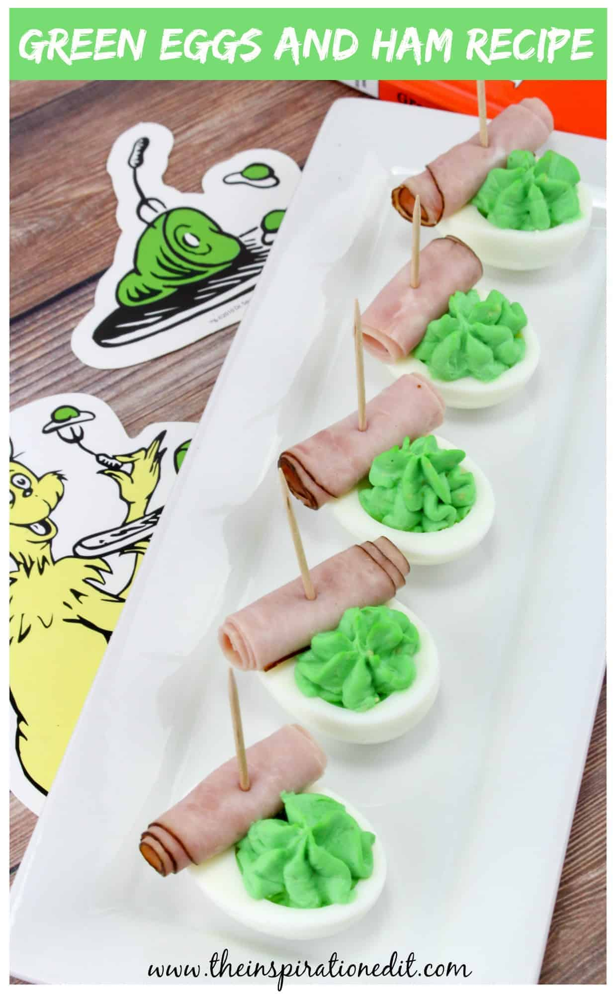 green eggs and ham recipe