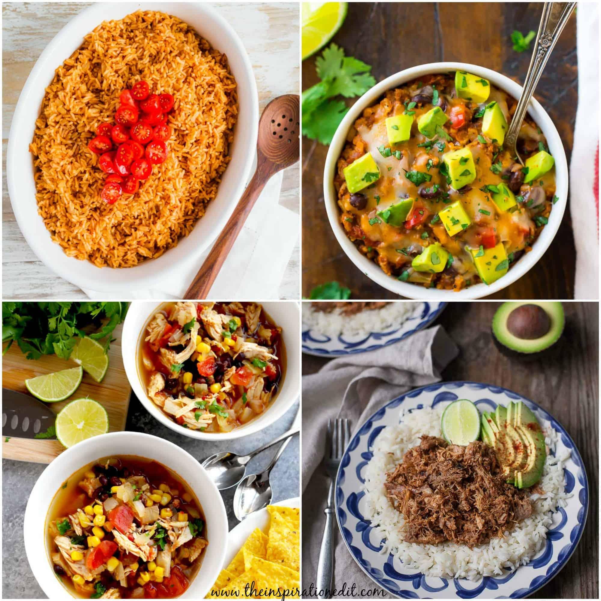 mexican instant pot recipes