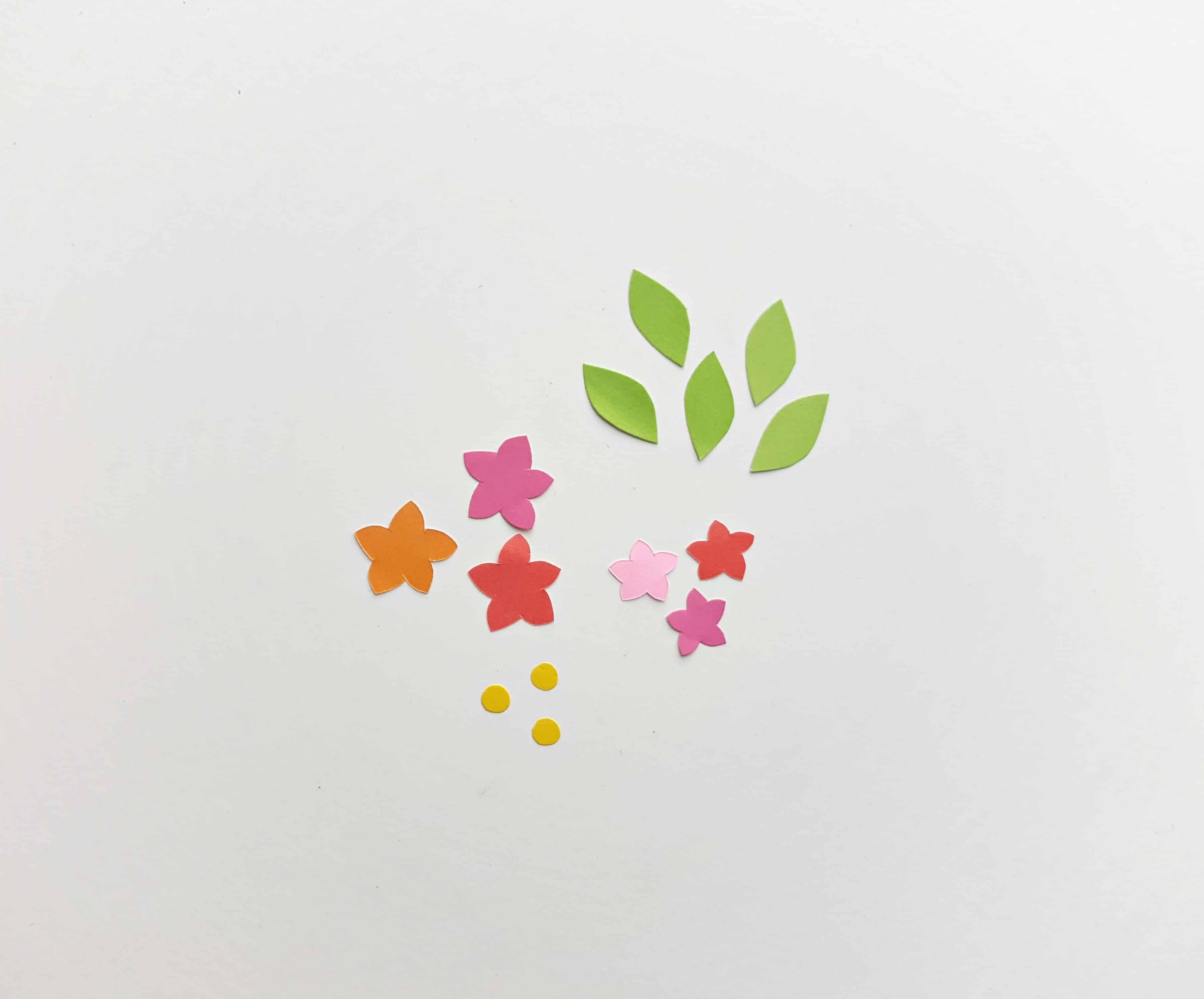 step (7) unicorn corner bookmark