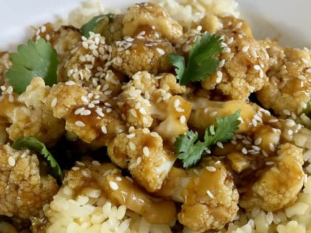 instant pot cauliflower recipe