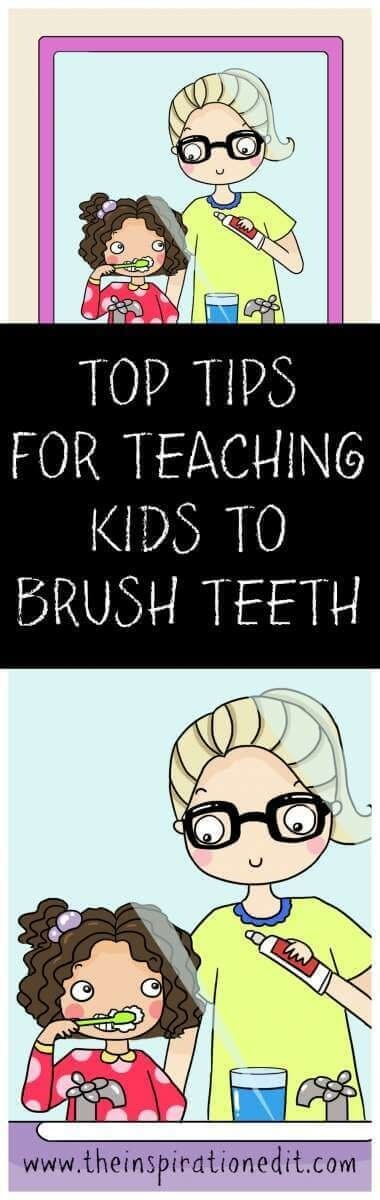 teach kids dentist teeth