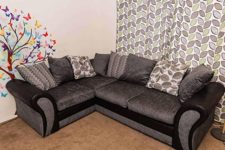 A New Corner Sofa from Wayfair