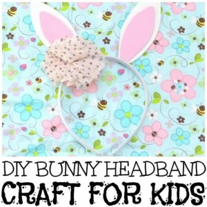 Simple Bunny Headband