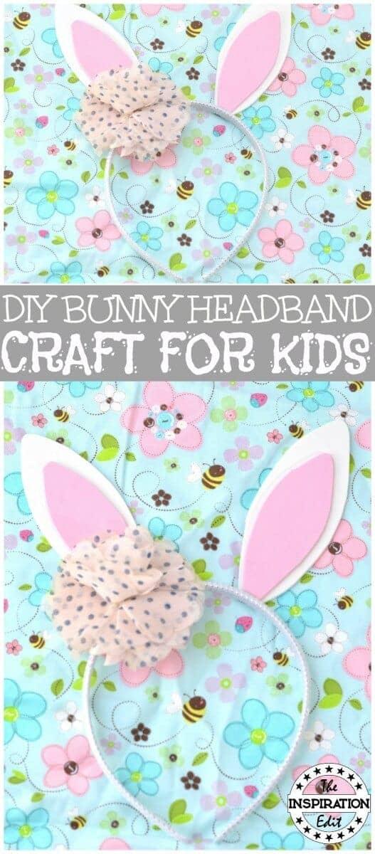 Simple Bunny Headband