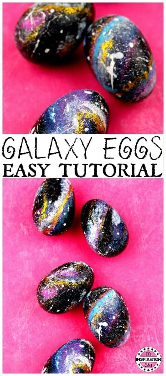 GALAXY EGGS TUTORIAL