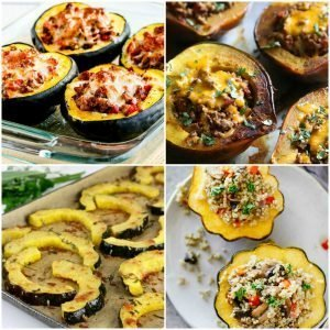 acorn squash recipe ideas(1)