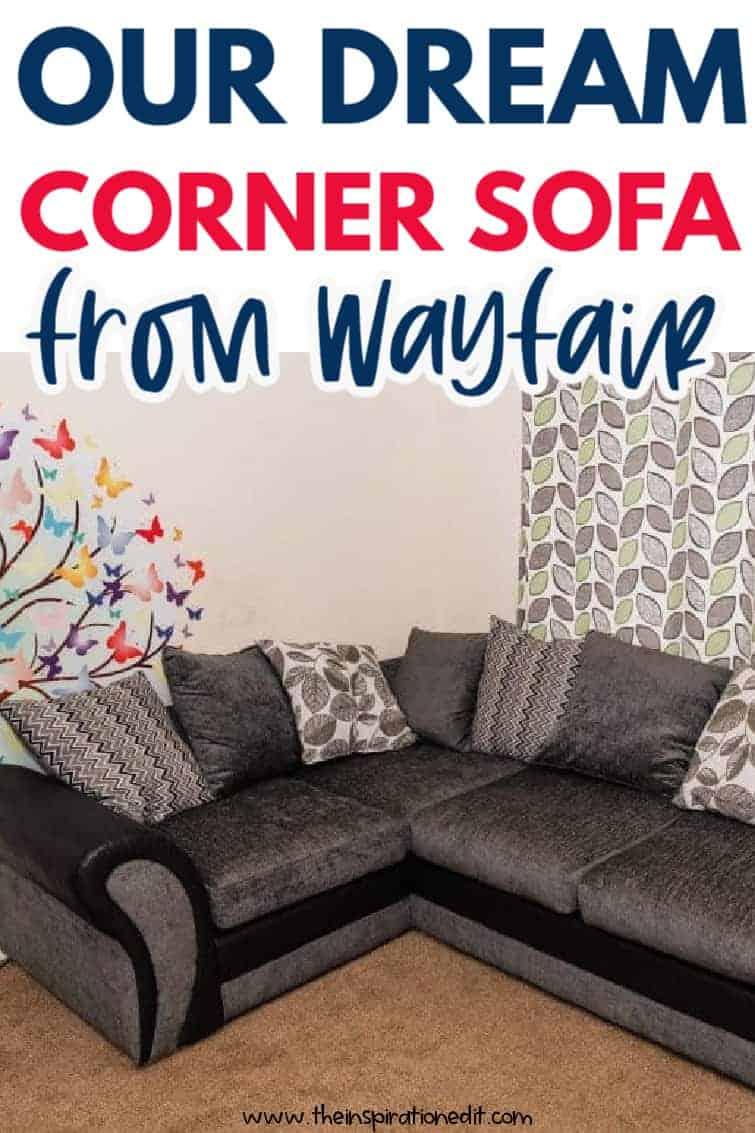 corner sofa from wayfair