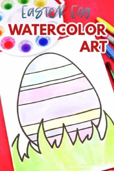 easter egg art