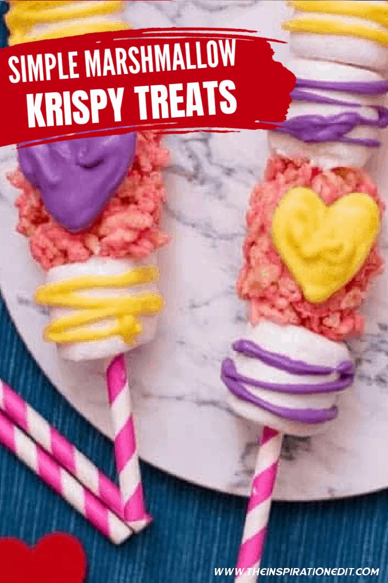 marshmallow krispy treats
